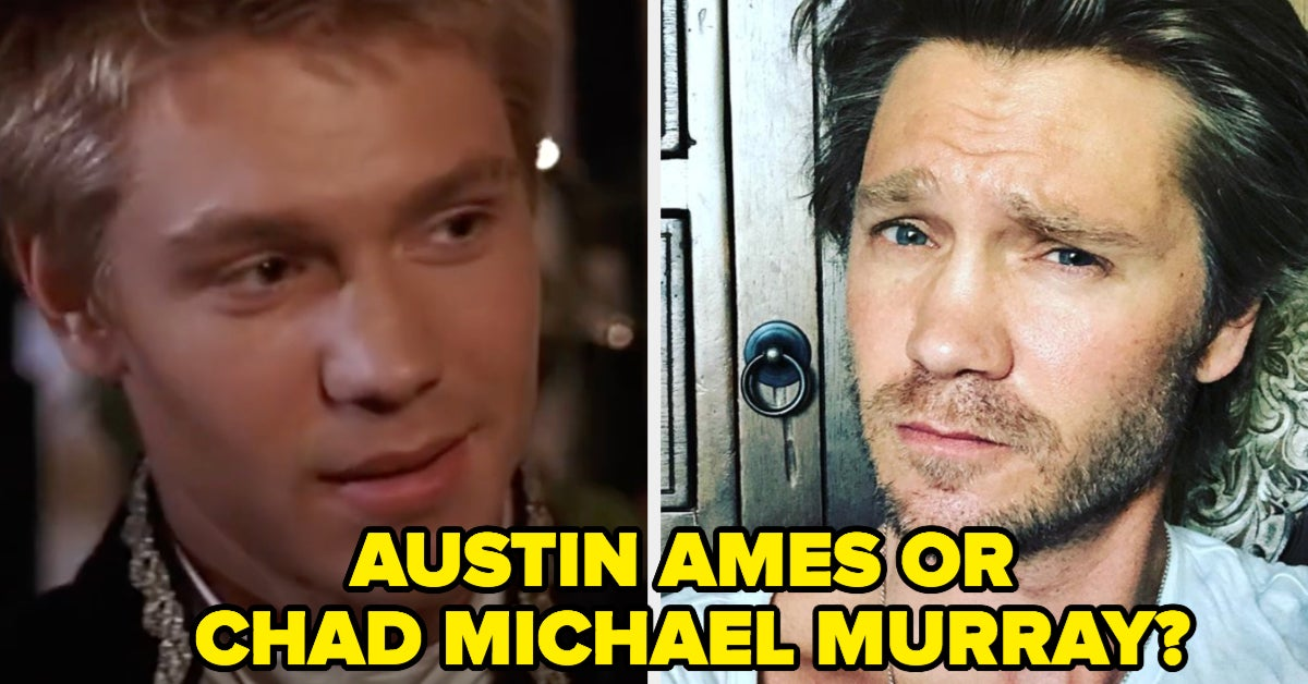 Are These 16 Teen Movie Heartthrobs Hotter Than The Actors Who Played Them?
