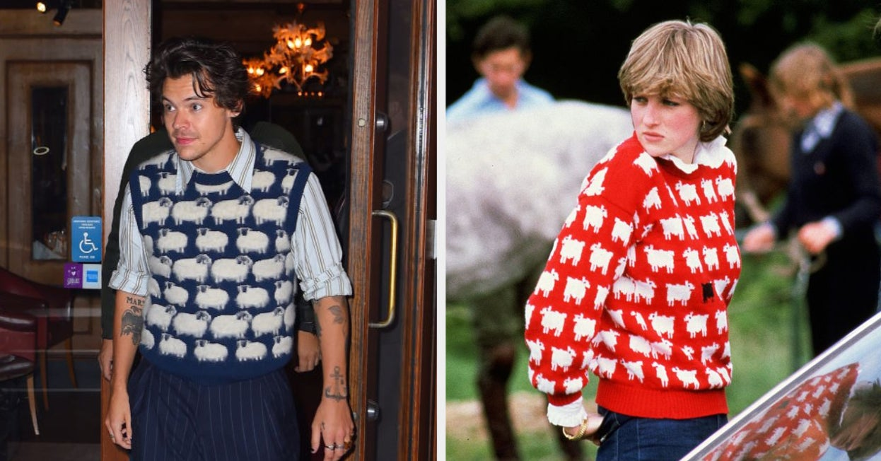 16 Of Princess Diana's Most Iconic Outfits