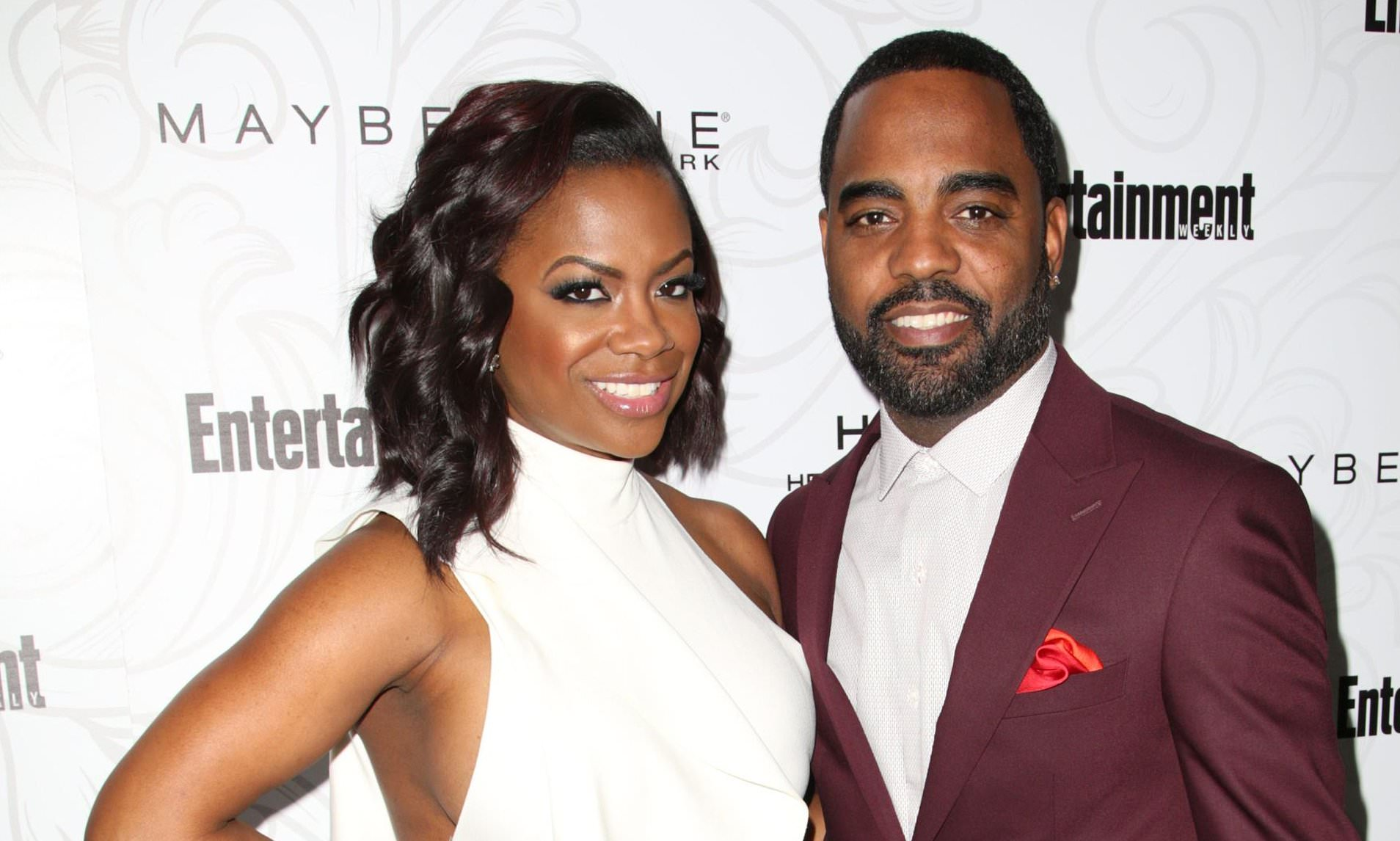 Kandi Burruss And Ace Wells Tucker Are Actors At Work – Check Out Todd Tucker's Photo