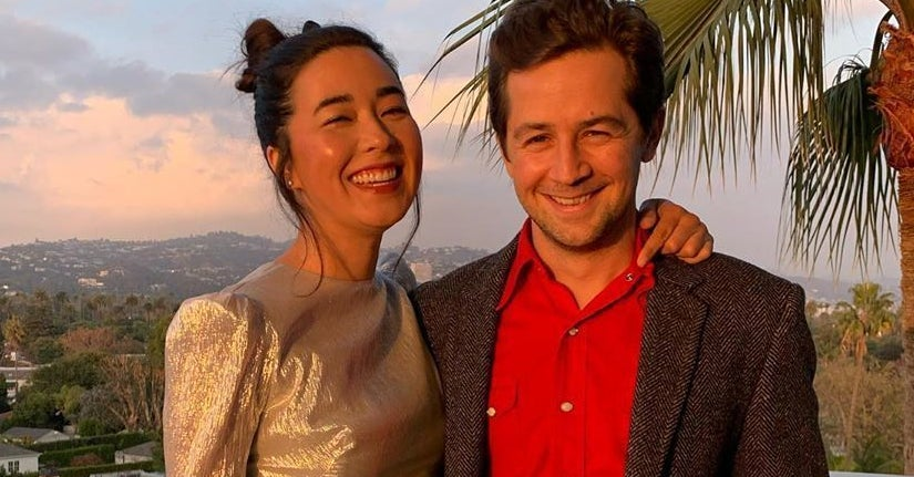 Maya Erskine And Michael Angarano Are Engaged And Expecting Their First Child Together