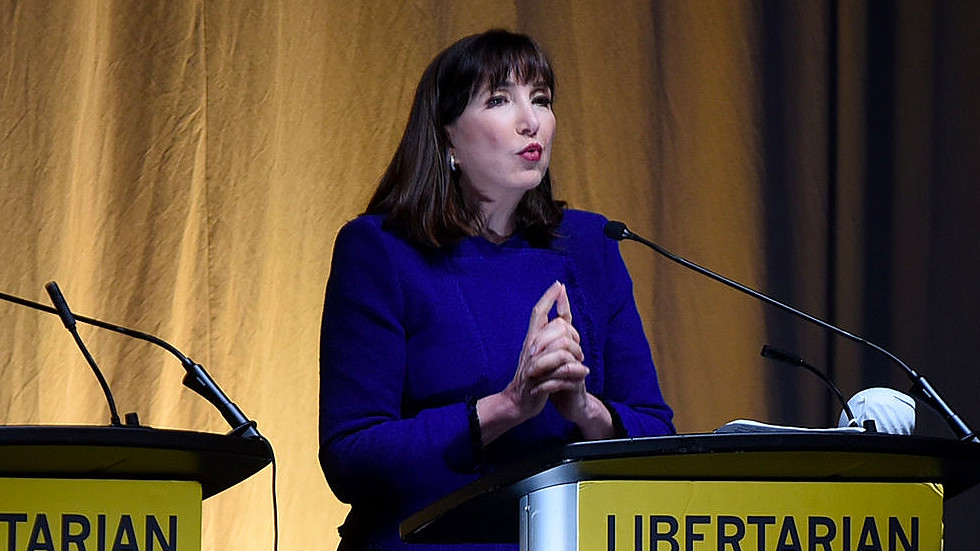 'It's Donald Trump's fault he lost, not mine' – Libertarian Party leader Jo Jorgensen tells irate Americans