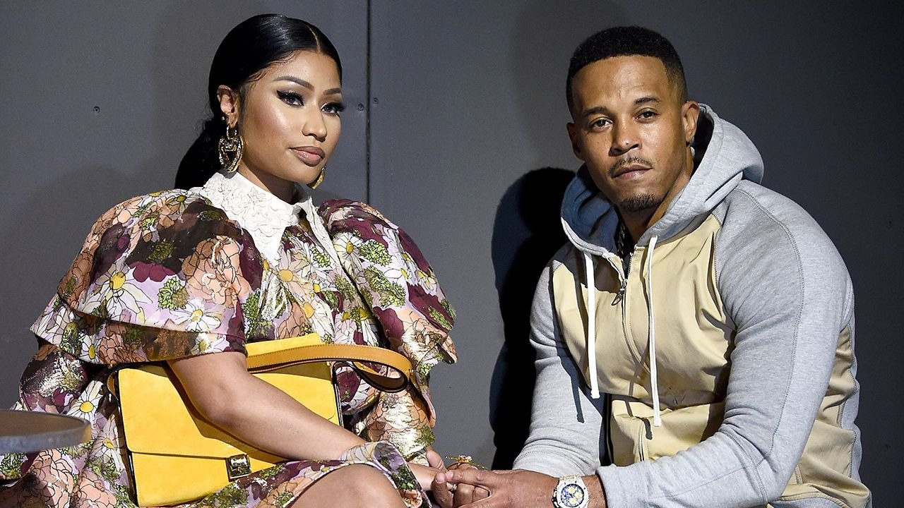 Nicki Minaj Drops New Pics With Her Husband, Kenneth Petty – Check Them Out