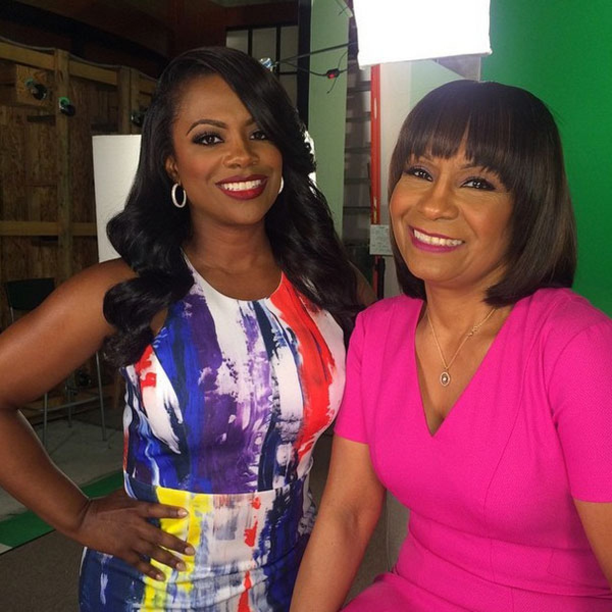 Kandi Burruss Celebrates The Birthday Of Mama Joyce – See The Gorgeous Photo She Shared
