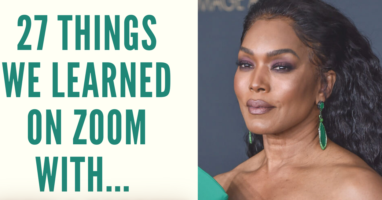 Angela Bassett Reflected On Her Fondest Chadwick Boseman Memory And It's Just More Proof Of How Amazing He Was