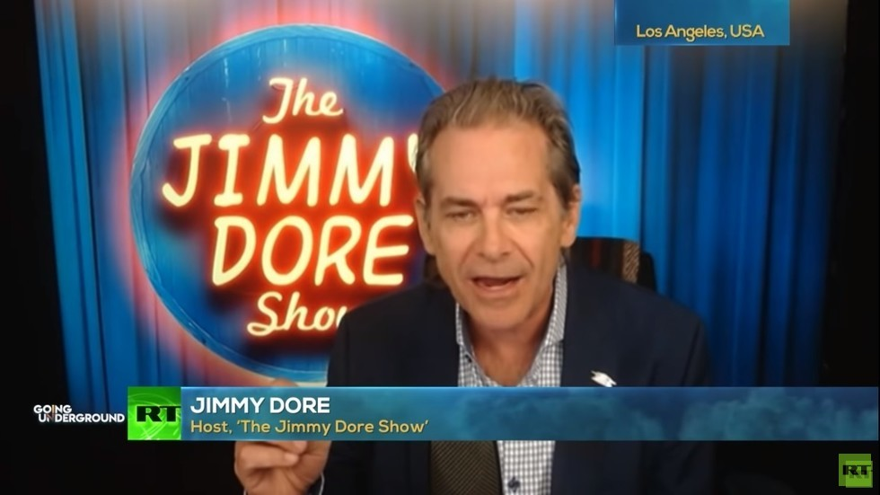 Biden 'no antidote' to Trump, military-industrial complex and Wall Street win either way – Jimmy Dore to RT