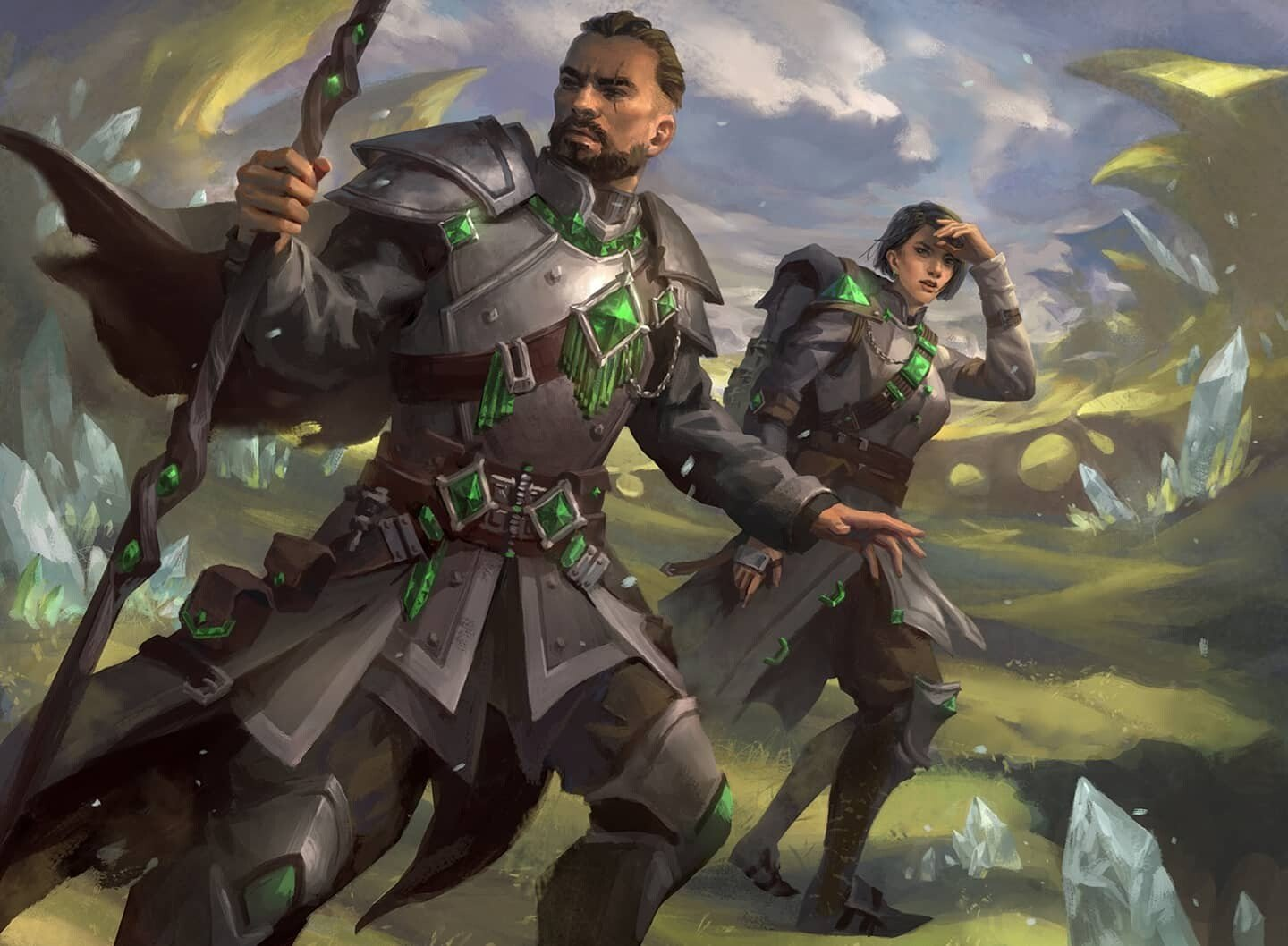 Tasha's Cauldron Of Everything: Fey Wanderer Ranger Tracks Down A Reprint In D&D's Newest Rules Expansion