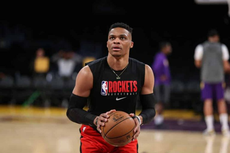 Russell Westbrook Wants Out of Houston, Harden Staying With the Rockets