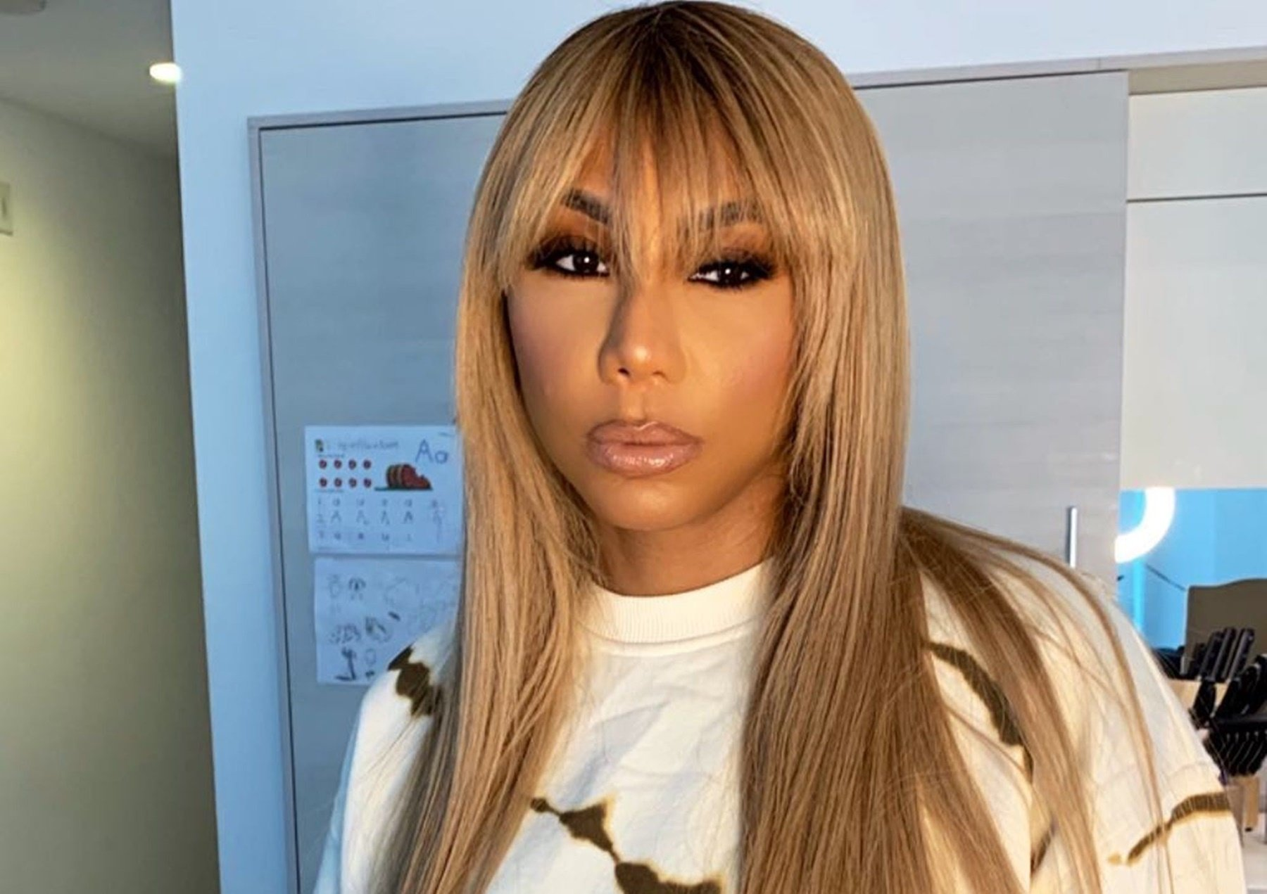 Tamar Braxton Drops A Message About Voting For Her Fans – Read It Here