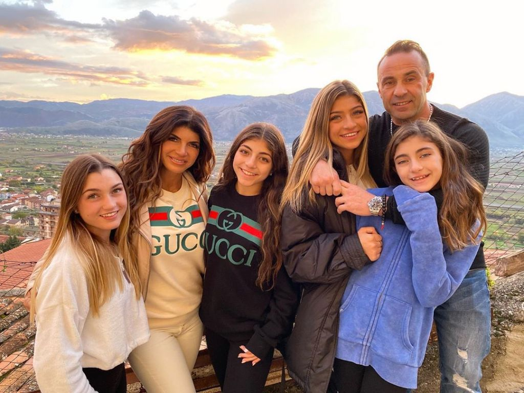 Joe Giudice – Daughters Gia And Milania Giudice Don't Care About The Risk Of Getting Stuck In Italy With Their Dad After Visiting Him Amid COVID-19!