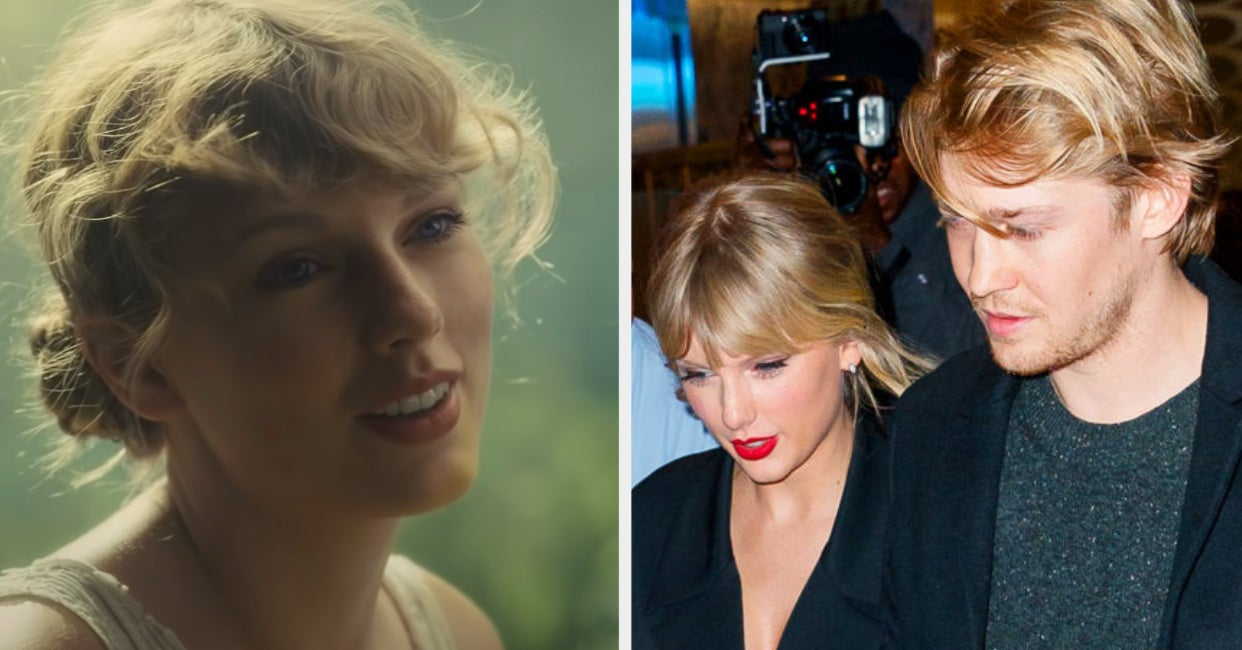 """Taylor Swift Gave Some Rare Insight Into Her Relationship With Joe Alwyn And The Meaning Of Her """"Folklore"""" Song """"Peace"""""""