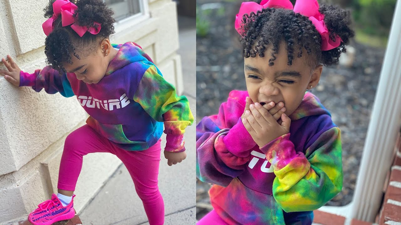 Toya Johnson's Latest Posts With Reign Rushing Make Fans Happy To See Her Wearing Appropriate Clothes
