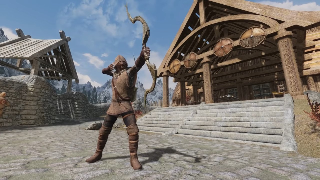 Skyrim Build Ideas: The Stealth Archer Playthrough – Build Details Including Perks, Quests, And Roleplay