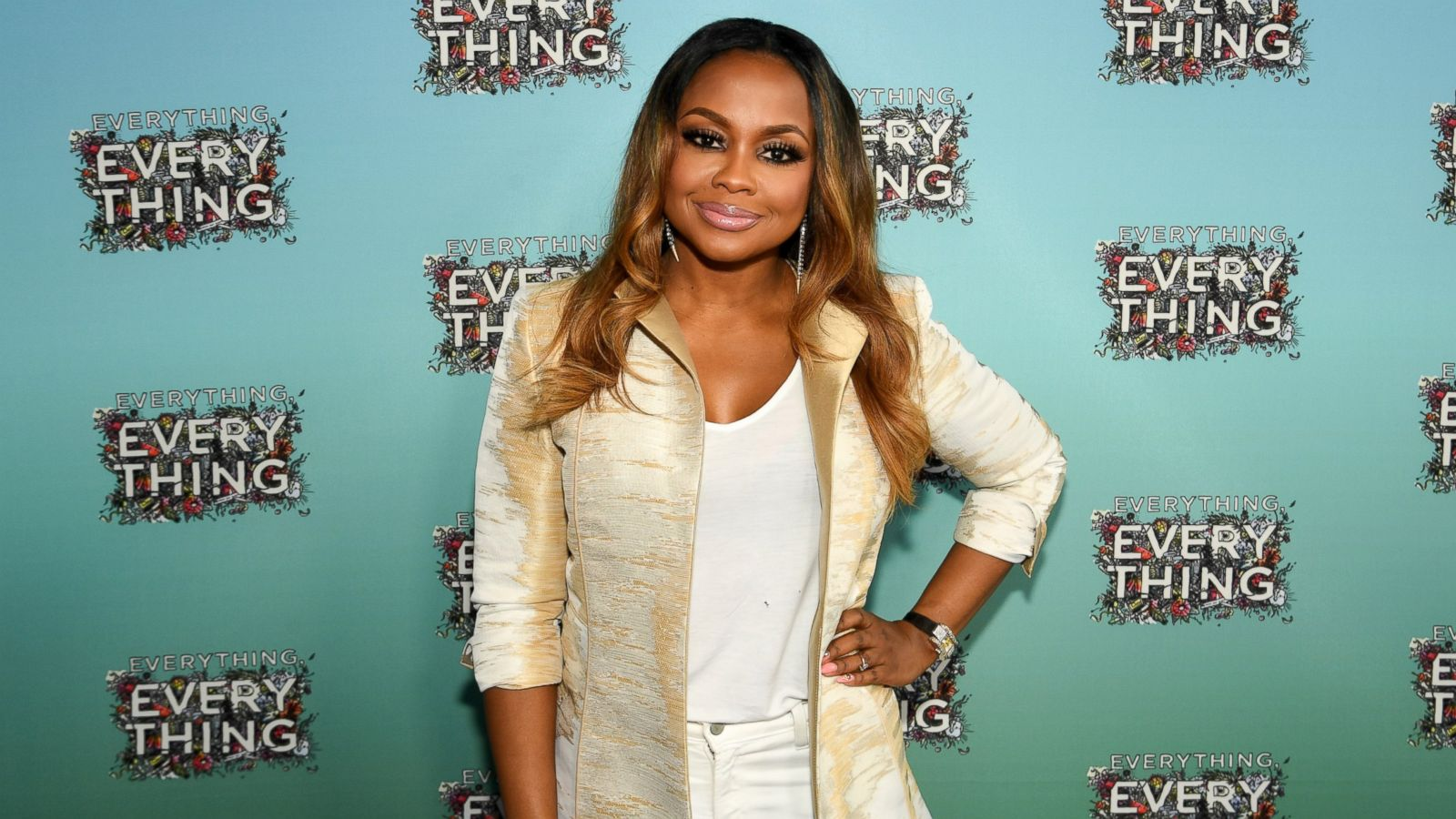 Phaedra Parks Looks Flawless In Her Latest Photo – See The Precious Advice She Gives Women
