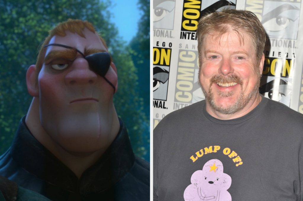a Stabbington brother and John DiMaggio