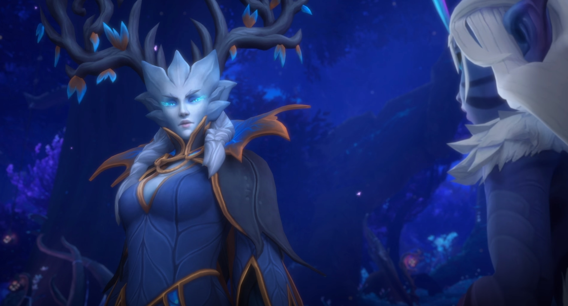 World Of Warcraft: Shadowlands' Ardenweald Receives A Sneak Peak In Blizzard's Shadowlands From Above Series