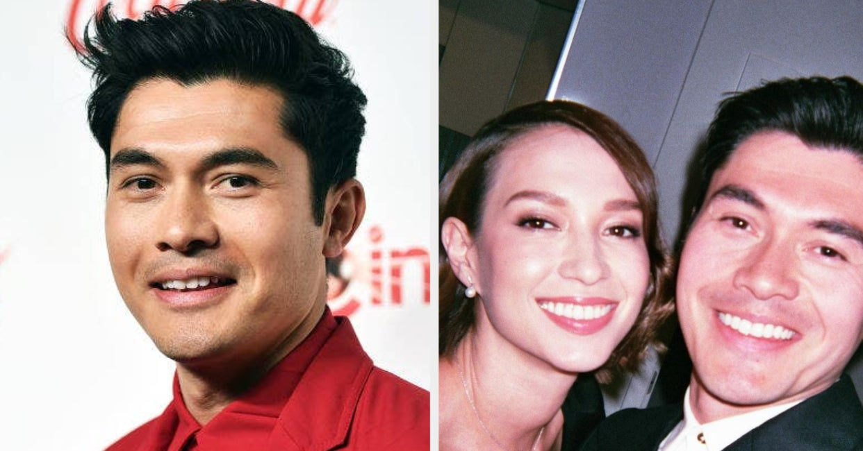 Henry Golding And Wife Liv Lo Are Expecting Their First Child Together