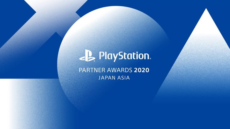 Watch the PlayStation Partner Awards 2020 Japan Asia, streaming December 3