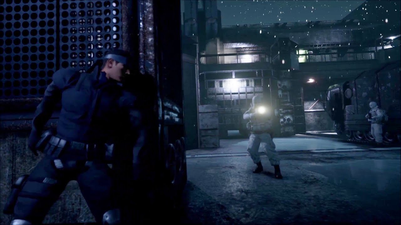 Metal Gear Solid Remake Has Reportedly Been In Development For Three Years At Bluepoint Games