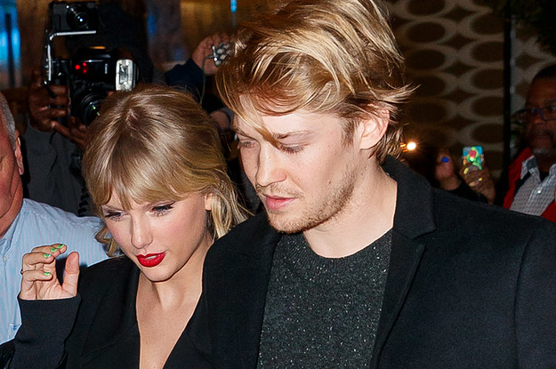 "Taylor Swift Said Being In A Relationship With Joe Alwyn Has Made Her Life Feel More ""Real"""