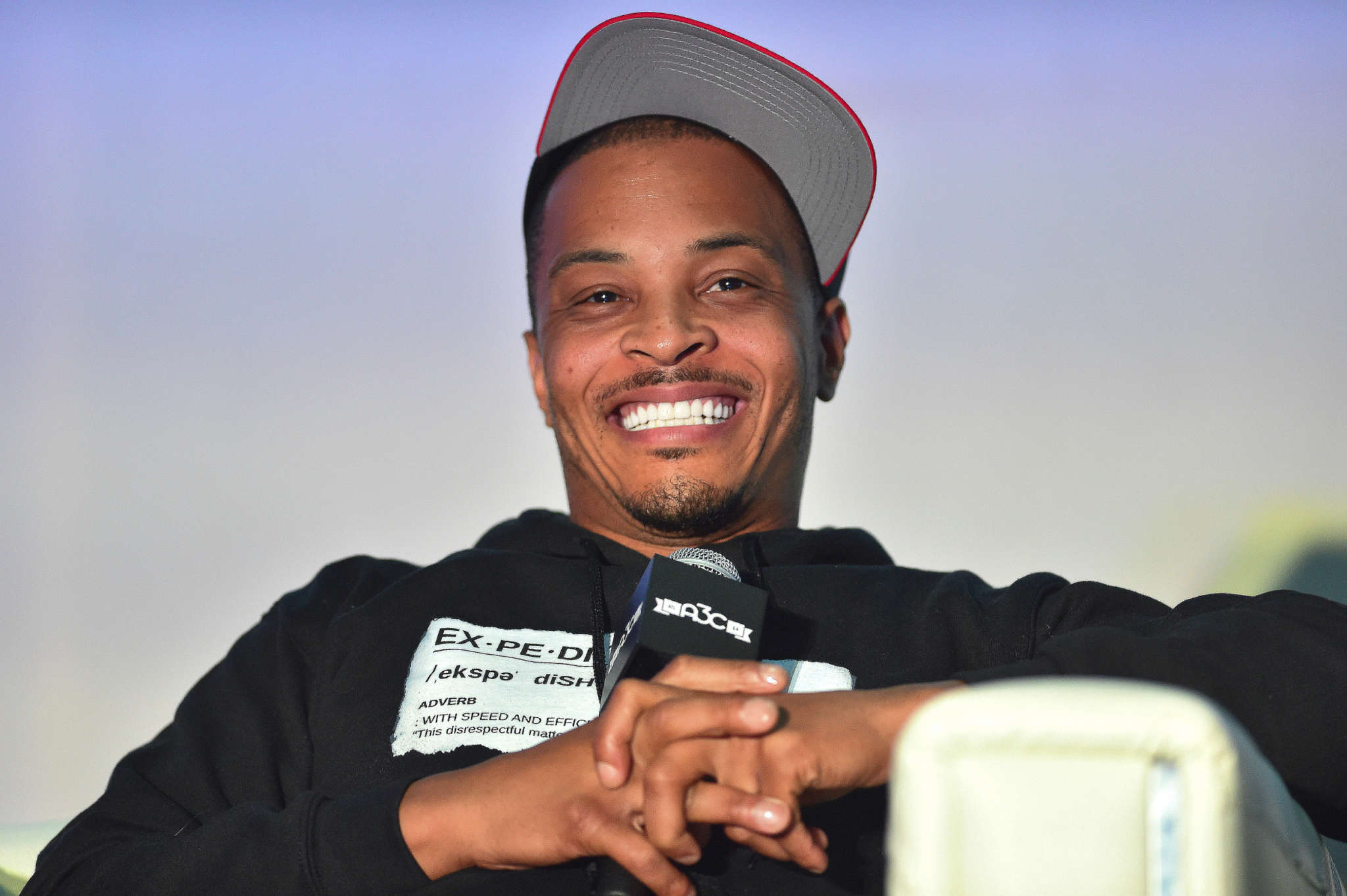 T.I. Gushes Over Amber Ruffin – Check Out The Video He Shared