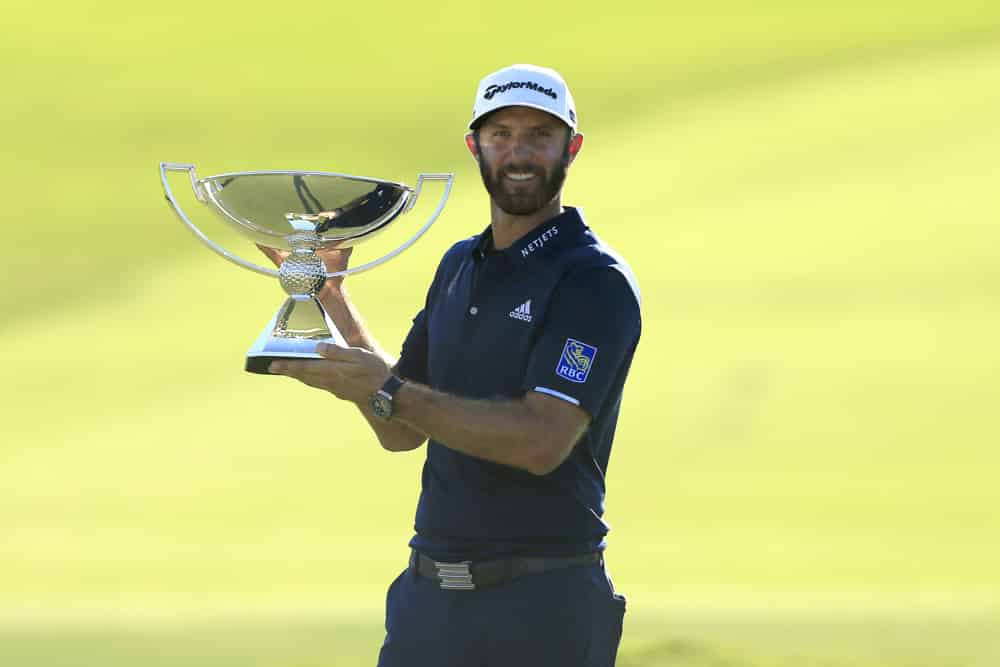 Dustin Johnson Wins Masters in Convincing Fashion, Breaks Tiger Woods' Record