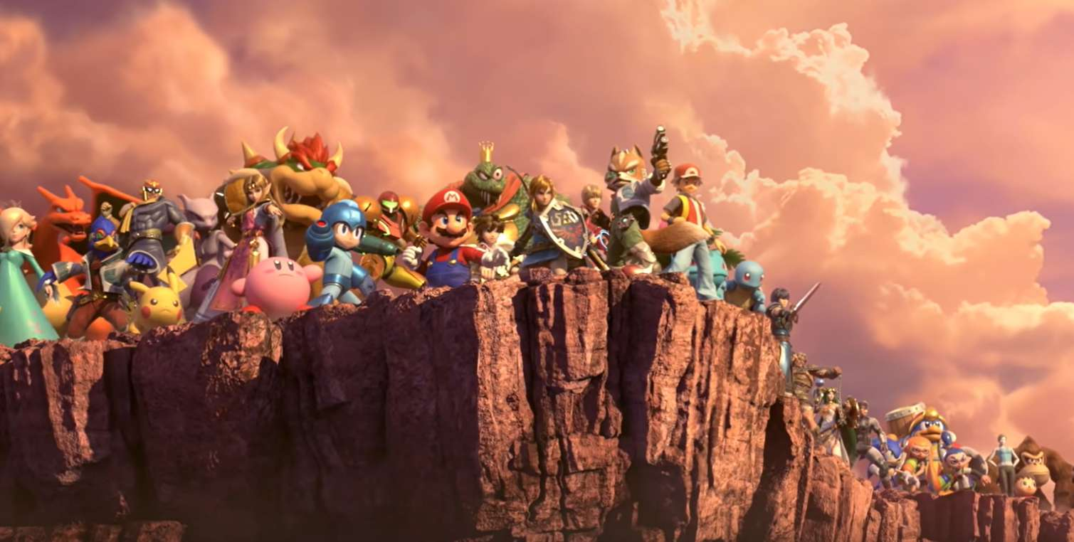 Accurate Leaks Might Have Revealed A Future Super Smash Bros. Ultimate Fighter