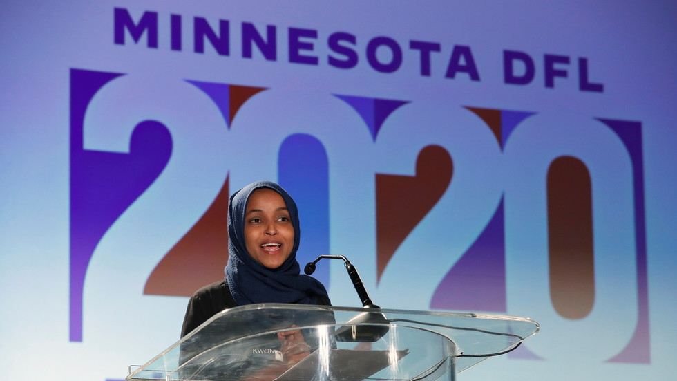 What 'unity'? Republicans call out Ilhan Omar after she says Trump held 'Klan rallies' during campaign