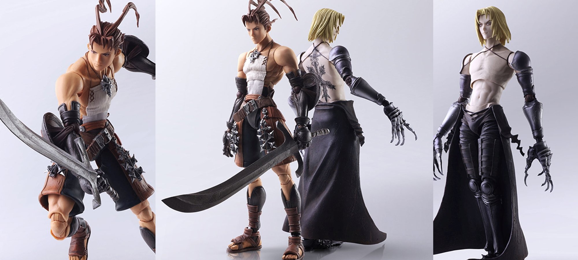 Square Enix Announces Bring Arts Figures Of Vagrant Story's Ashley Riot And Sydney Losstarot