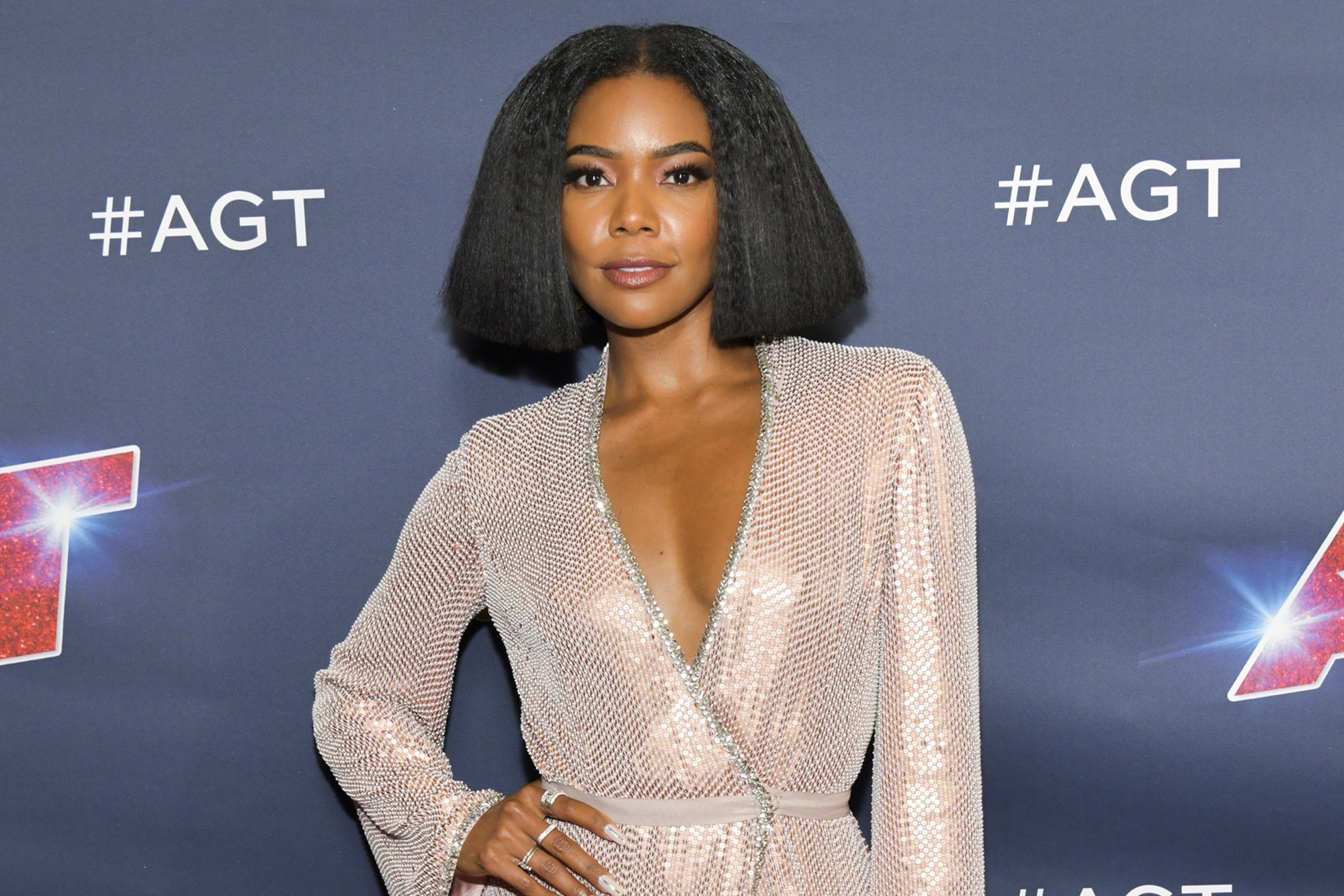 Gabrielle Union Makes Fans Happy With A New Photoshoot Featuring Kaavia James