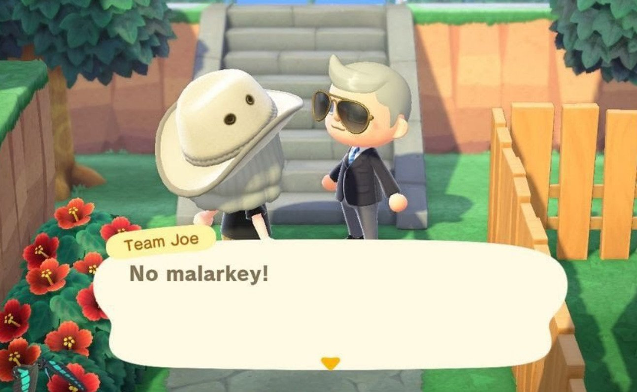 Nintendo Threatens To Ban People From Animal Crossing: New Horizons Over Political Speech