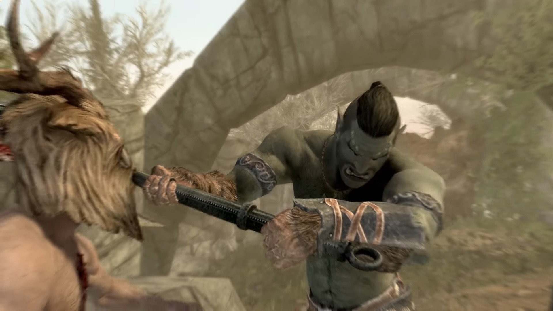 Skyrim Build Ideas: The Barbarian – Perks, Quests, and Roleplay Ideas For New Playstyle
