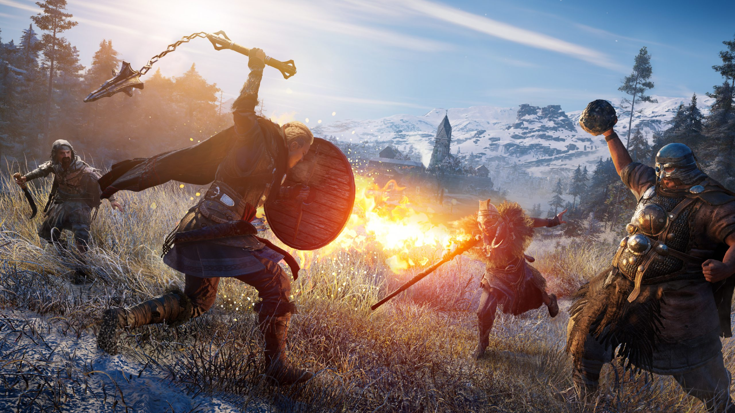 New Video Confirms That Assassin's Creed Valhalla Will Perform Best On Xbox One