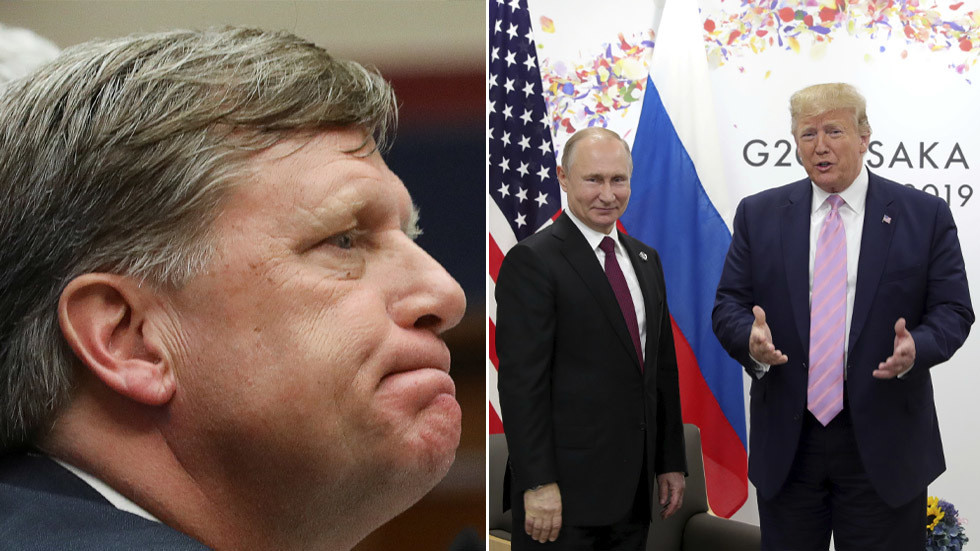 Distinguished Russiagate disciple Michael McFaul upset that Putin hasn't congratulated Biden for presumed election win