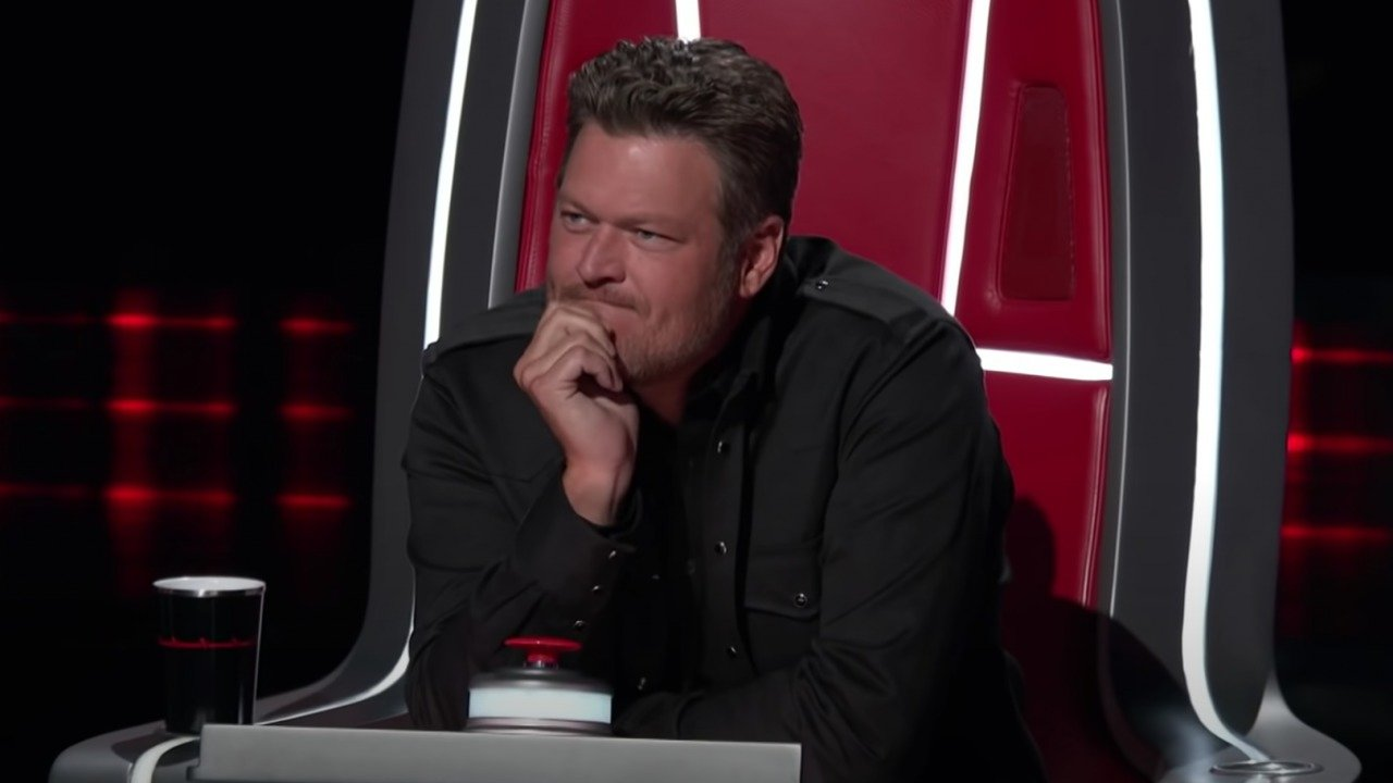 Blake Shelton Opens Up About Plans To Run For Office!