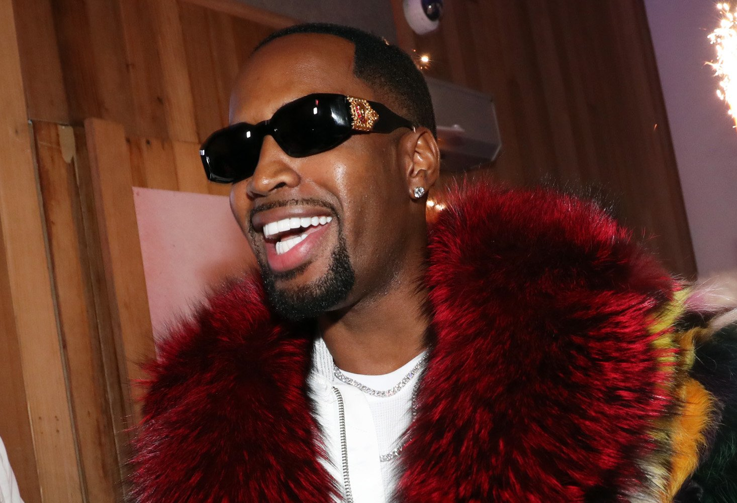 Safaree Still Cannot Believe That He's A Father – See The Perfect Photo He Shared With His Daughter