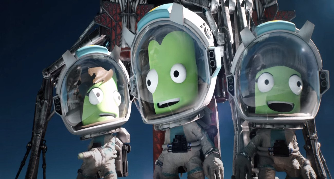 Kerbal Space Program 2 Isn't Coming Out Until 2022 According To Creative Director