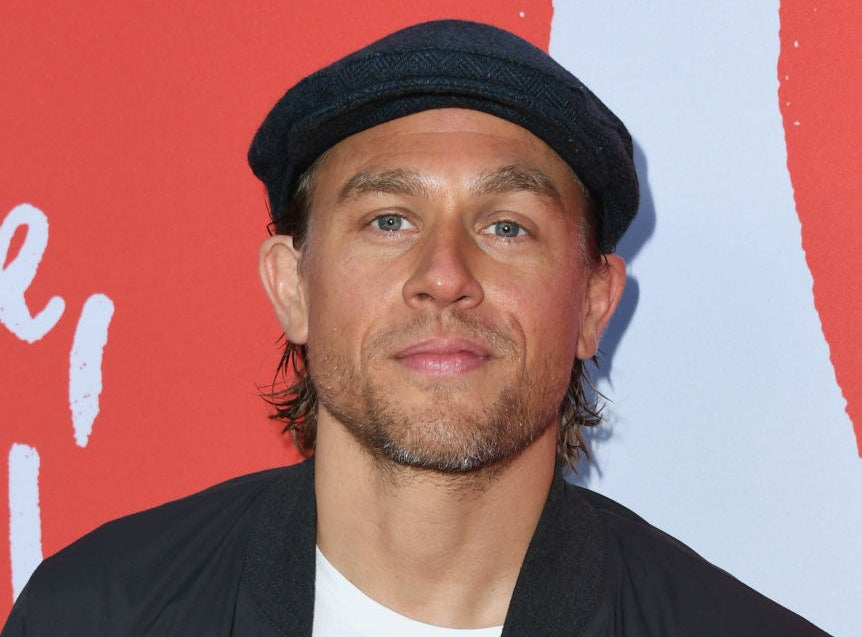"Charlie Hunnam attends the Los Angeles Premiere Of Lurker Productions' ""Love, Antosha"""