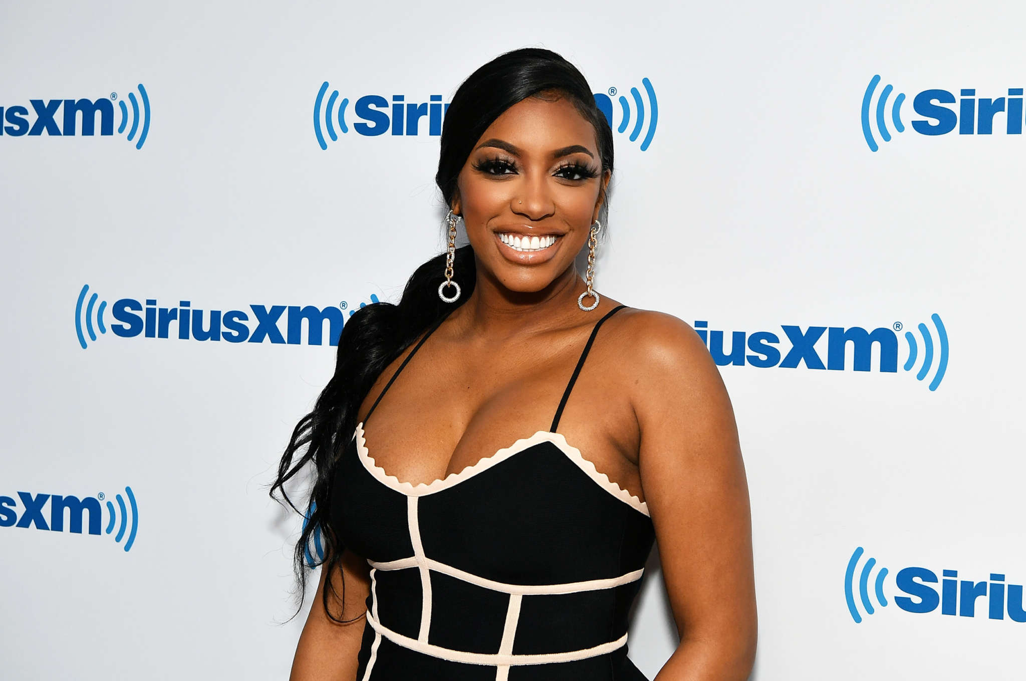 Porsha Williams Celebrates The Victory Of Joe Biden