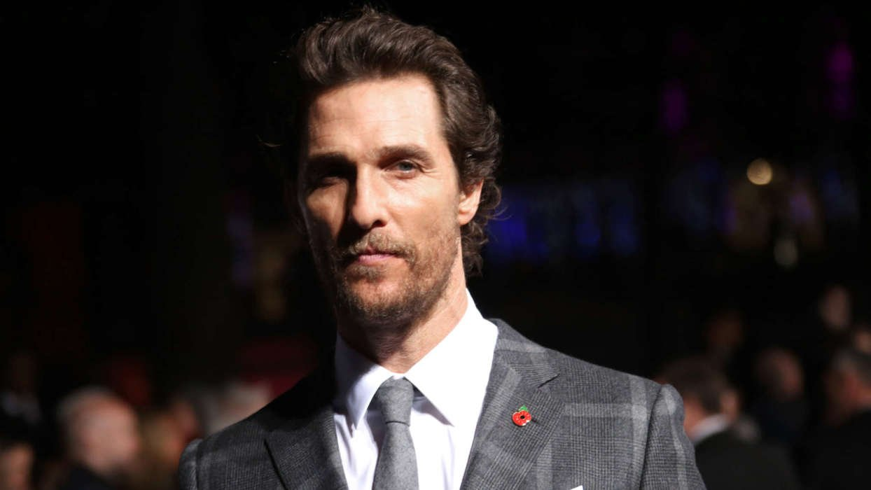 Matthew McConaughey Reveals Why He Hasn't Shared More Details On His Sexual Assault Story