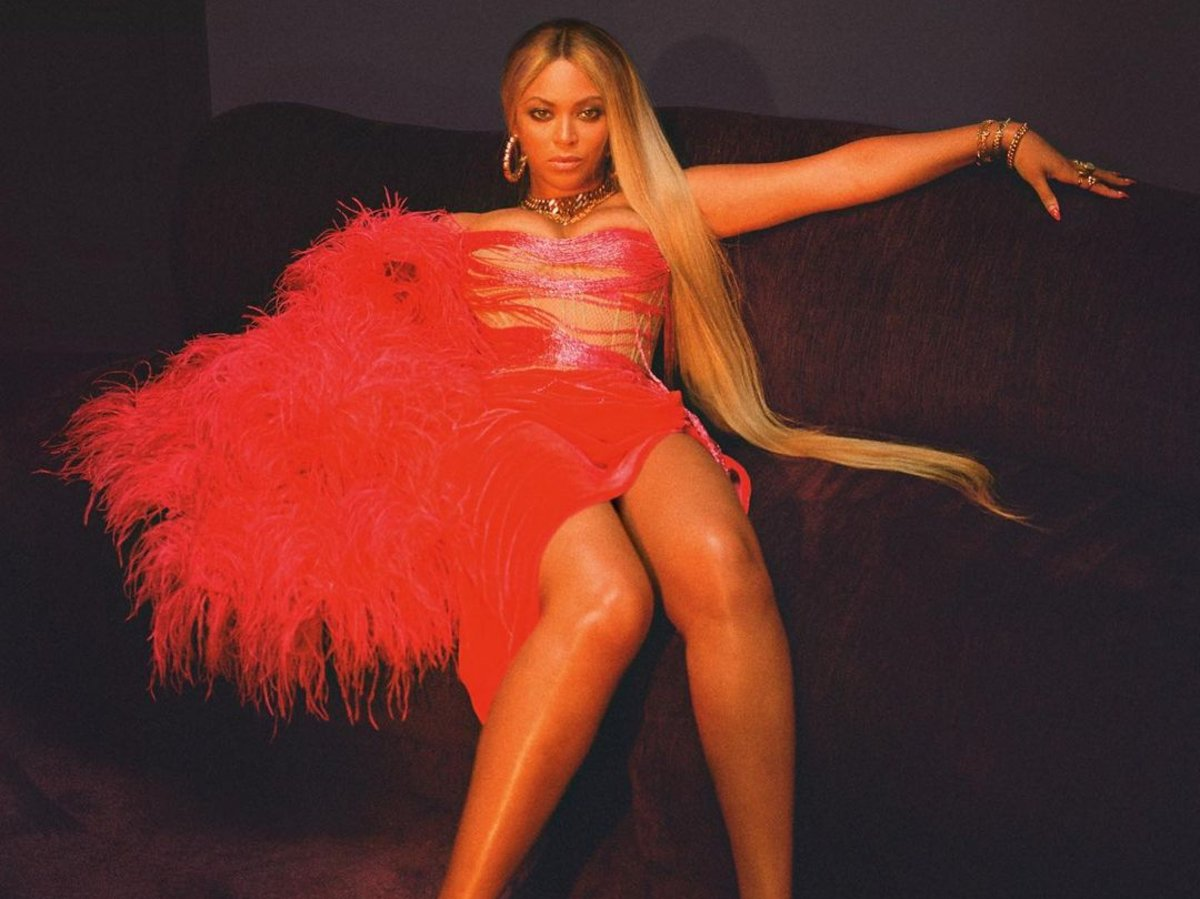 Beyonce Used Fashion As An Escape During Coronavirus Quarantine — Release New Adidas X Ivy Parkeases