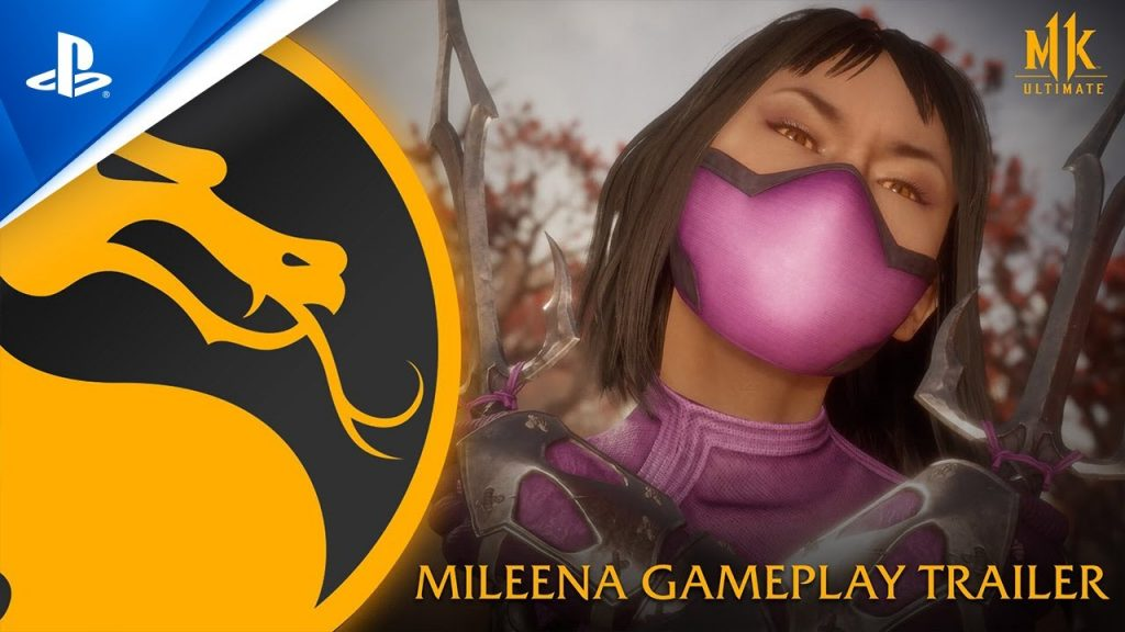Open wide for MK11 Ultimate Mileena gameplay