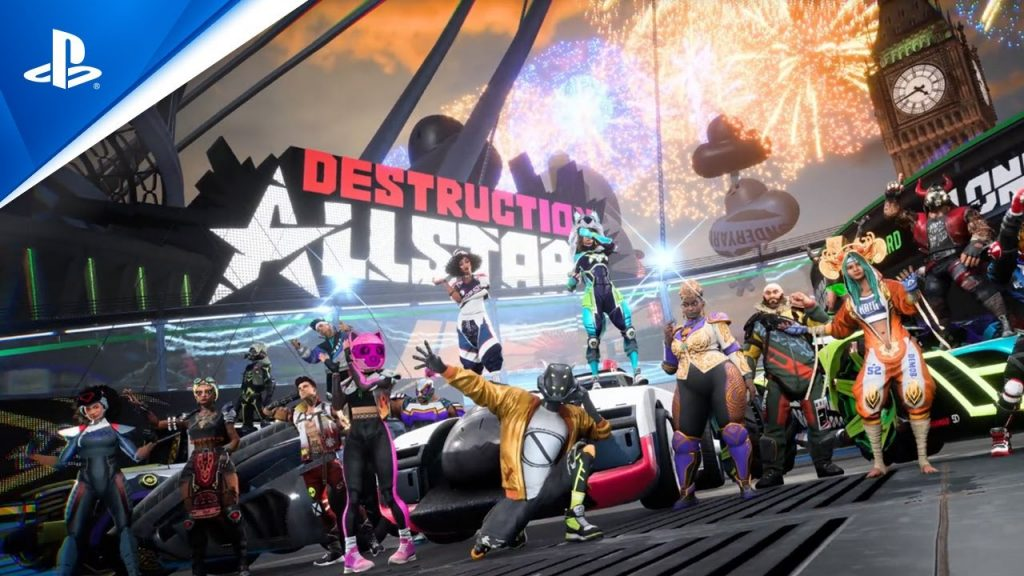 Your first look at Destruction AllStars' game modes