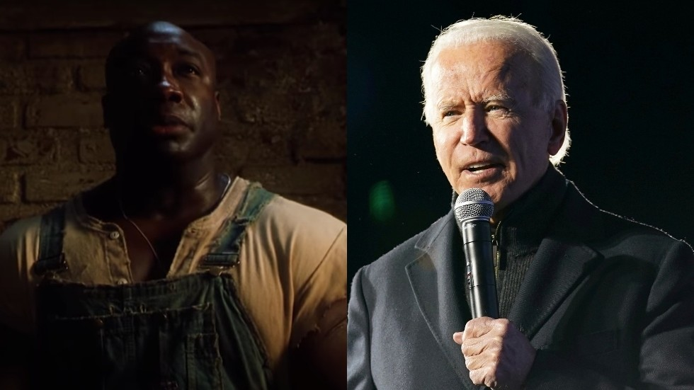 'It was like the Green Mile': Biden compares friendships with 'black athletes' to death row story in baffling remark