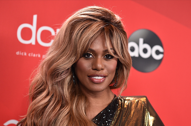 """Laverne Cox Was The Subject Of An """"Aggressive"""" Transphobic Attack In A Los Angeles Park"""