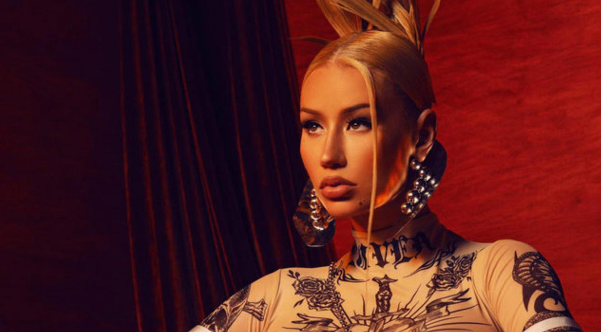 Iggy Azalea Says She's Concerned About Rapid Weight Loss After Giving Birth – Has Already Dropped 20 Pounds Without Trying At All!