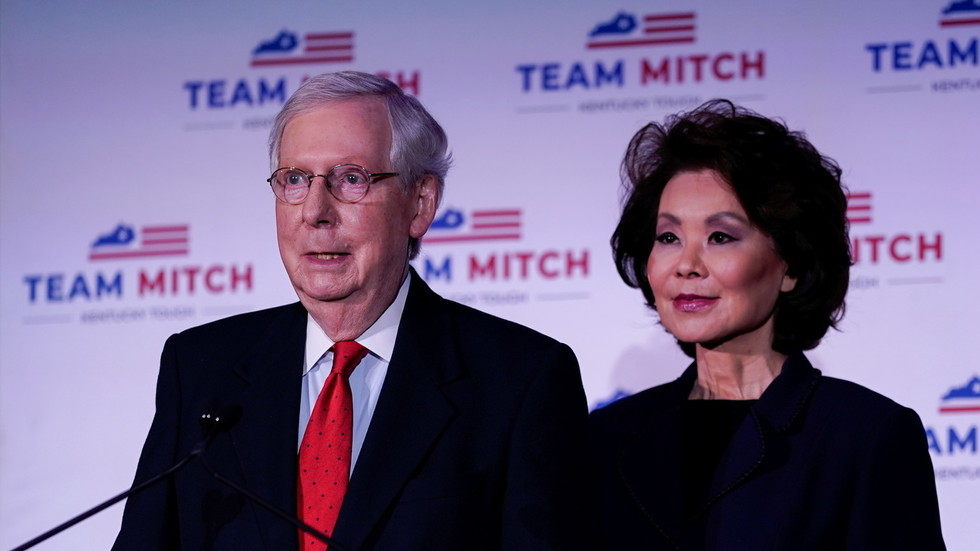 Mitch McConnell wins re-election for Kentucky Senate seat, invokes Martin Luther King in victory speech