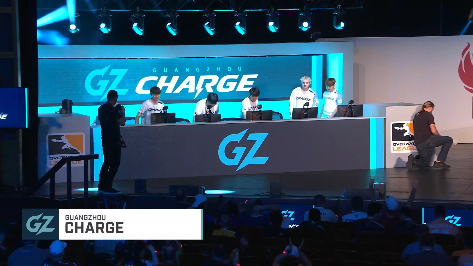 OWL – Contenders Player ChoiSehwan Joins The Guangzhou Charge For The 2021 Season