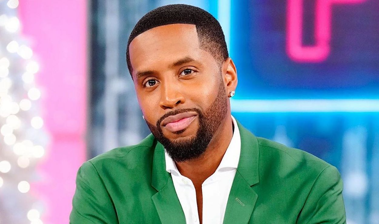 Safaree Shares A Cute Photo Featuring His Baby Girl, Safire Majesty – See It Here