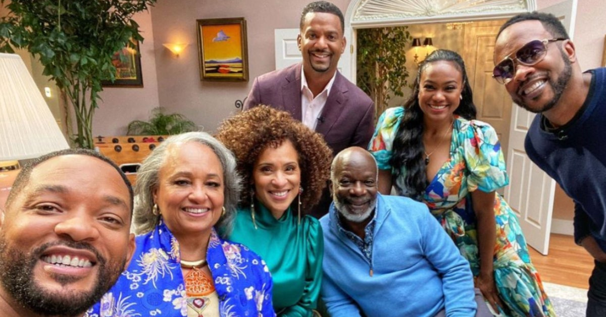"""The """"Fresh Prince Of Bel-Air"""" Reunion Trailer Is Finally Here, And It's Giving Me ALL The Feels"""