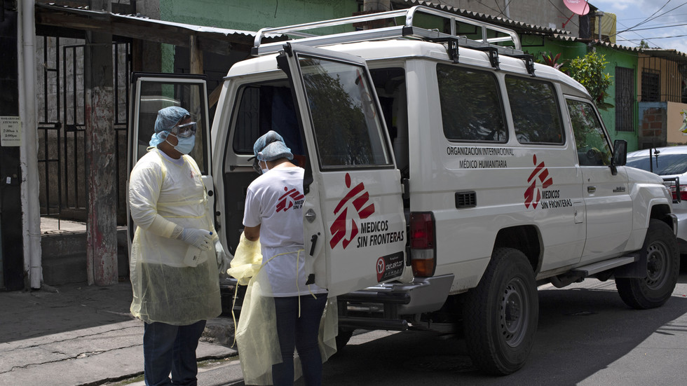 'They go to the hottest spots': Americans shocked to learn Doctors Without Borders helping with Covid-19 relief in US